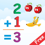 Class 1 Math Number Learning App addition subtraction