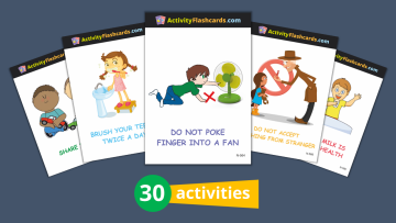 activity flashcard