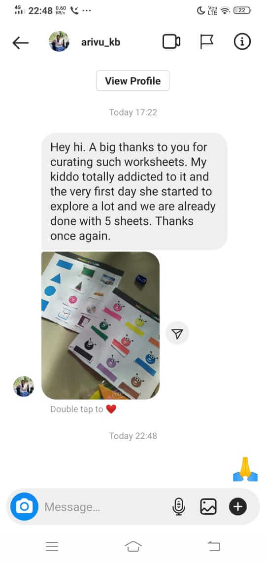the great kids reviews worksheets